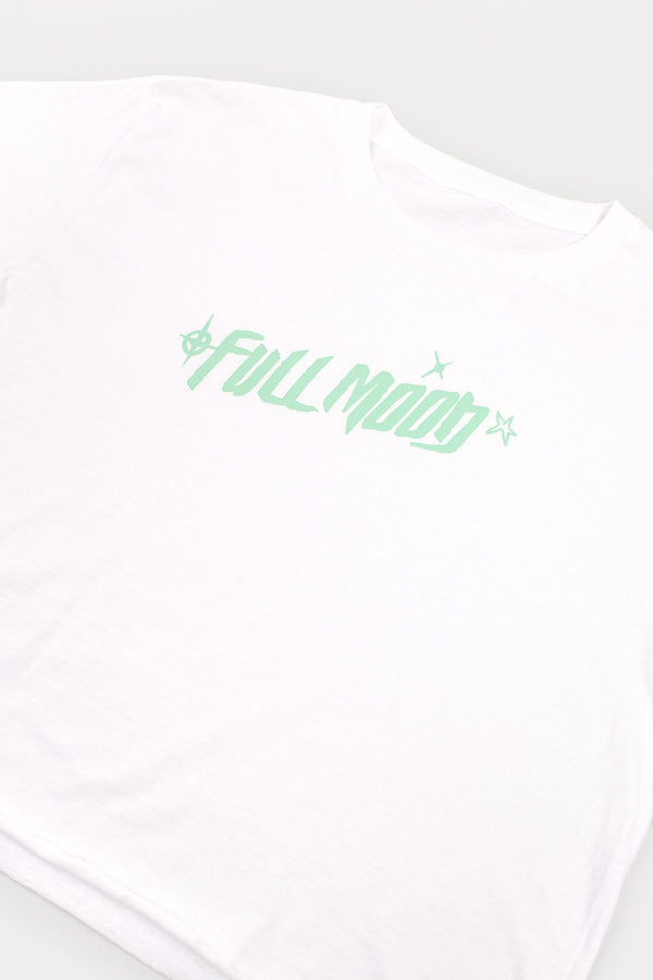 FULL MOON CROP TOP GLOW IN THE DARK