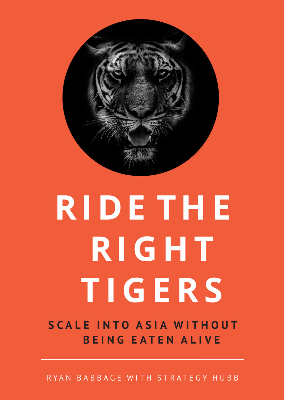 Ride the Right Tigers - Digital Book
