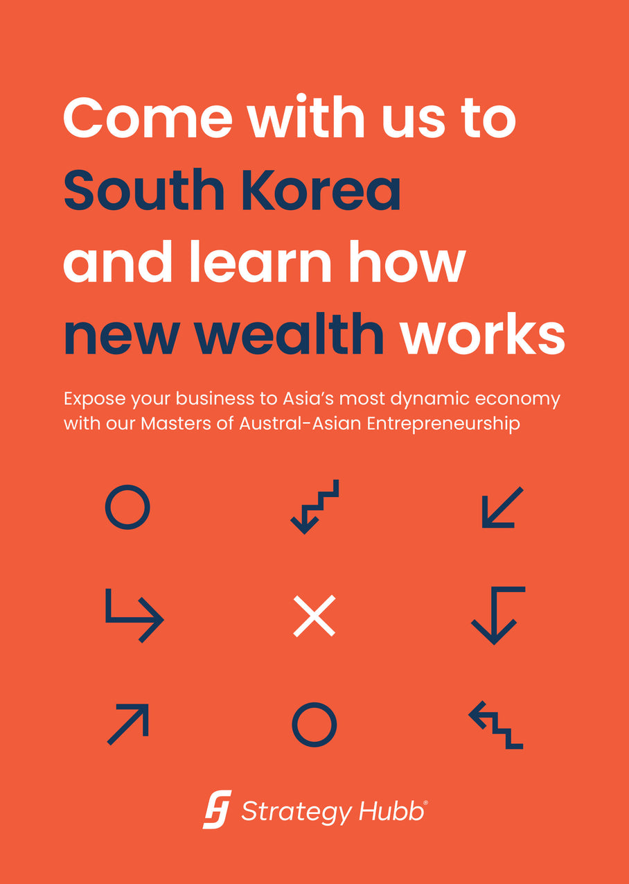 Master's of Austral-Asian Entrepreneurship