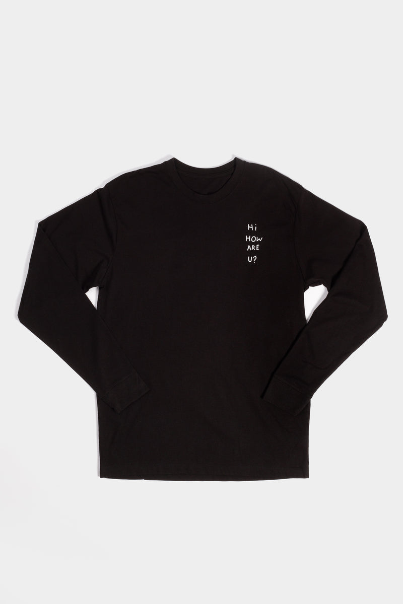 I'M GOOD THANKS LONG SLEEVE T-SHIRT