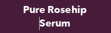 Load image into Gallery viewer, Pure Rosehip Serum