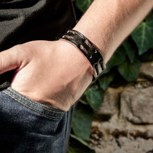 Load image into Gallery viewer, Solomon Leather Bracelet