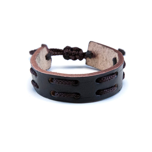Solomon Leather Bracelet