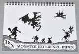 B/X Monster Reference Index