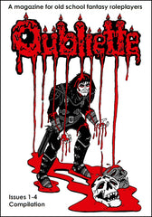 Oubliette Issues 1-4 Compilation