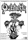 Oubliette Issue 5 Print Edition