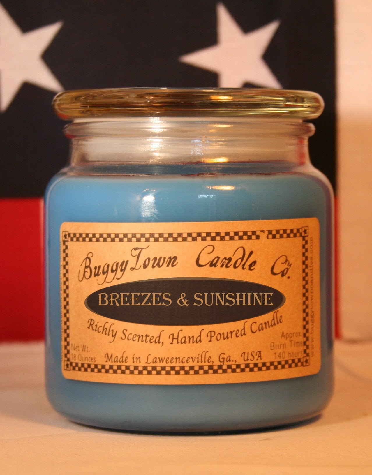 Breezes & Sunshine Candles