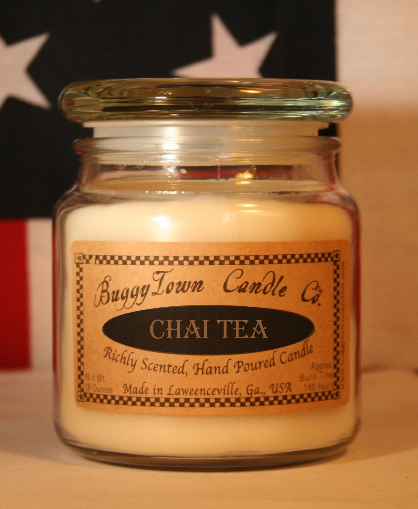 Chai Tea Candles