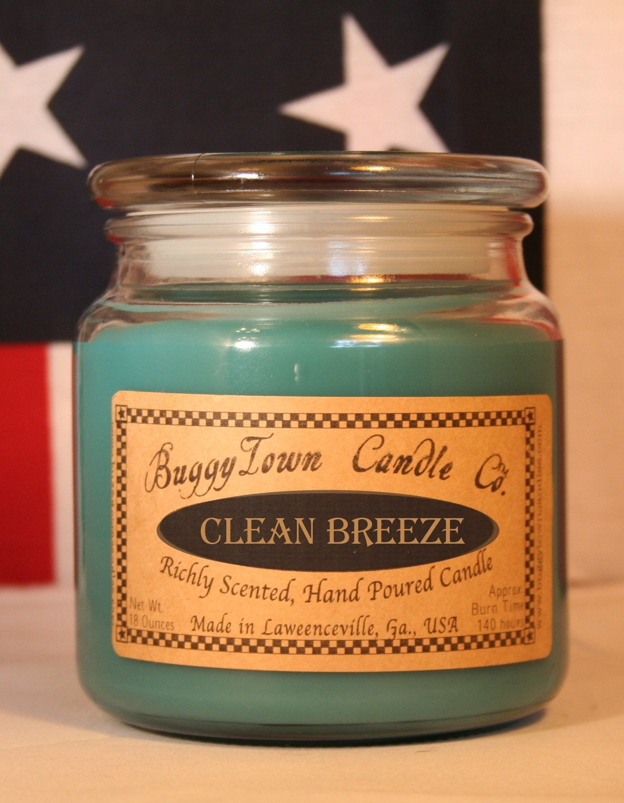 Clean Breeze Candles