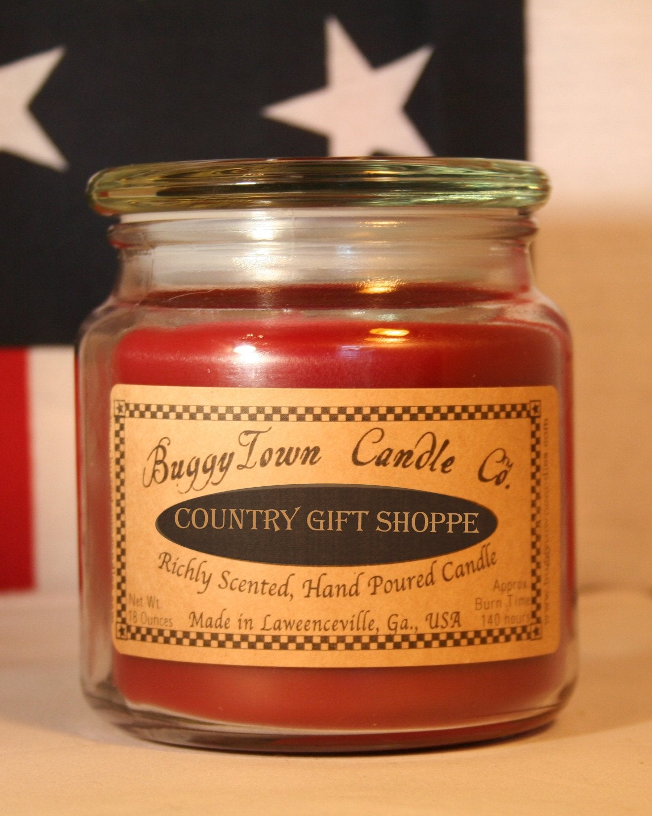 Country Gift Shoppe Candles