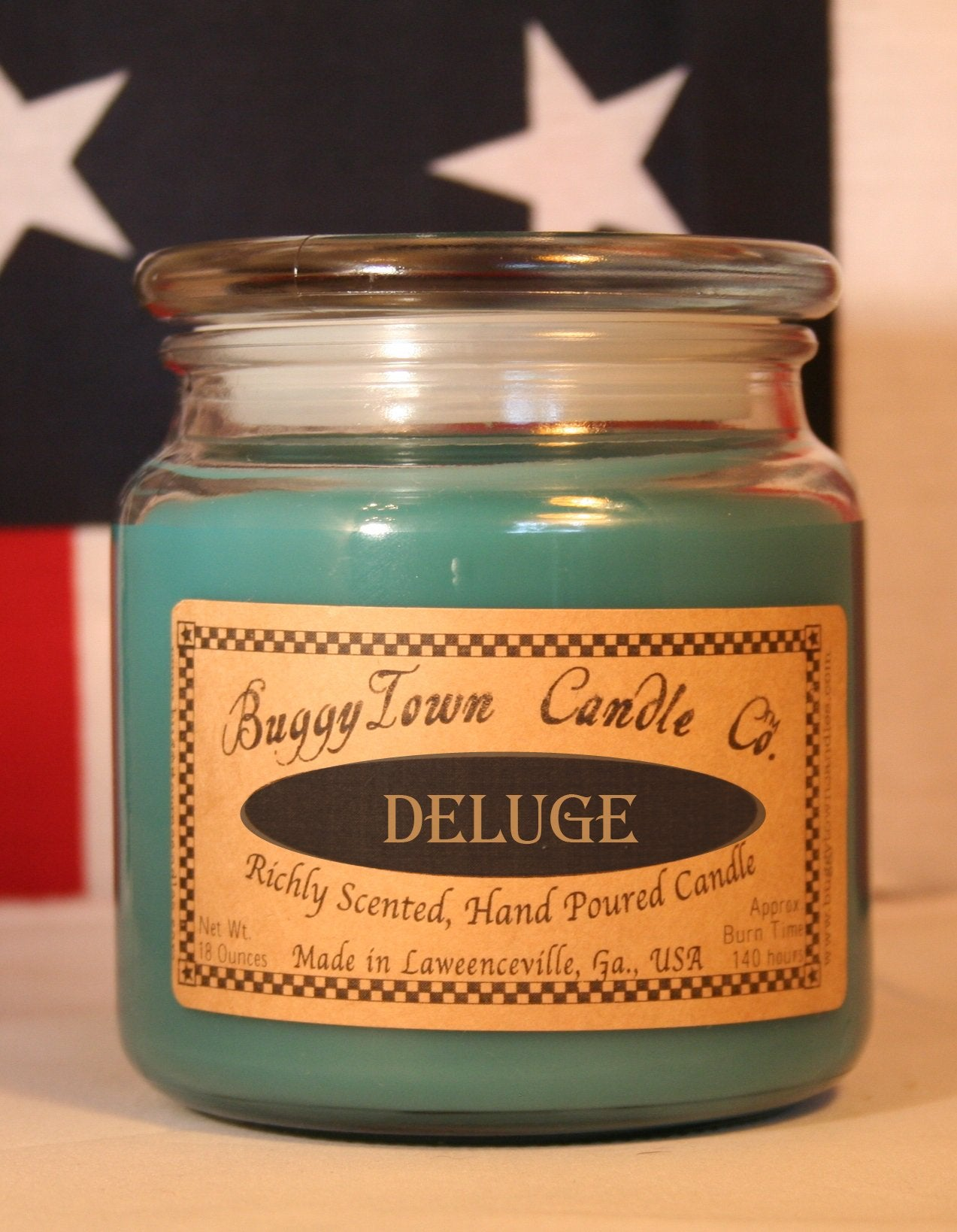 Deluge Candles