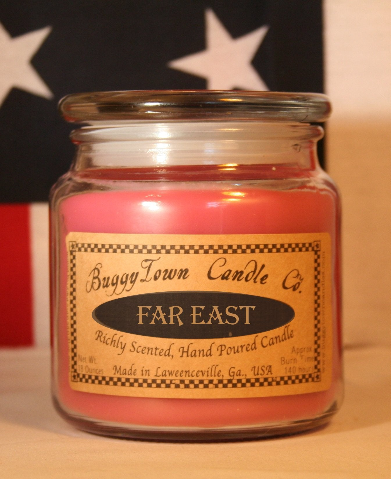 Far East Candles