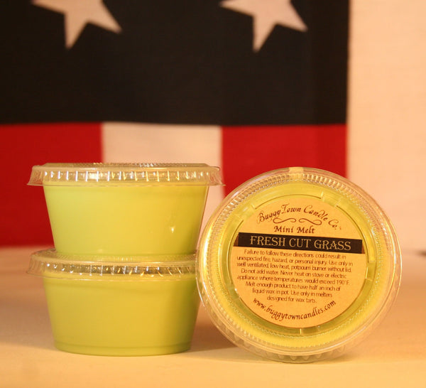 Fresh Cut Grass Candles