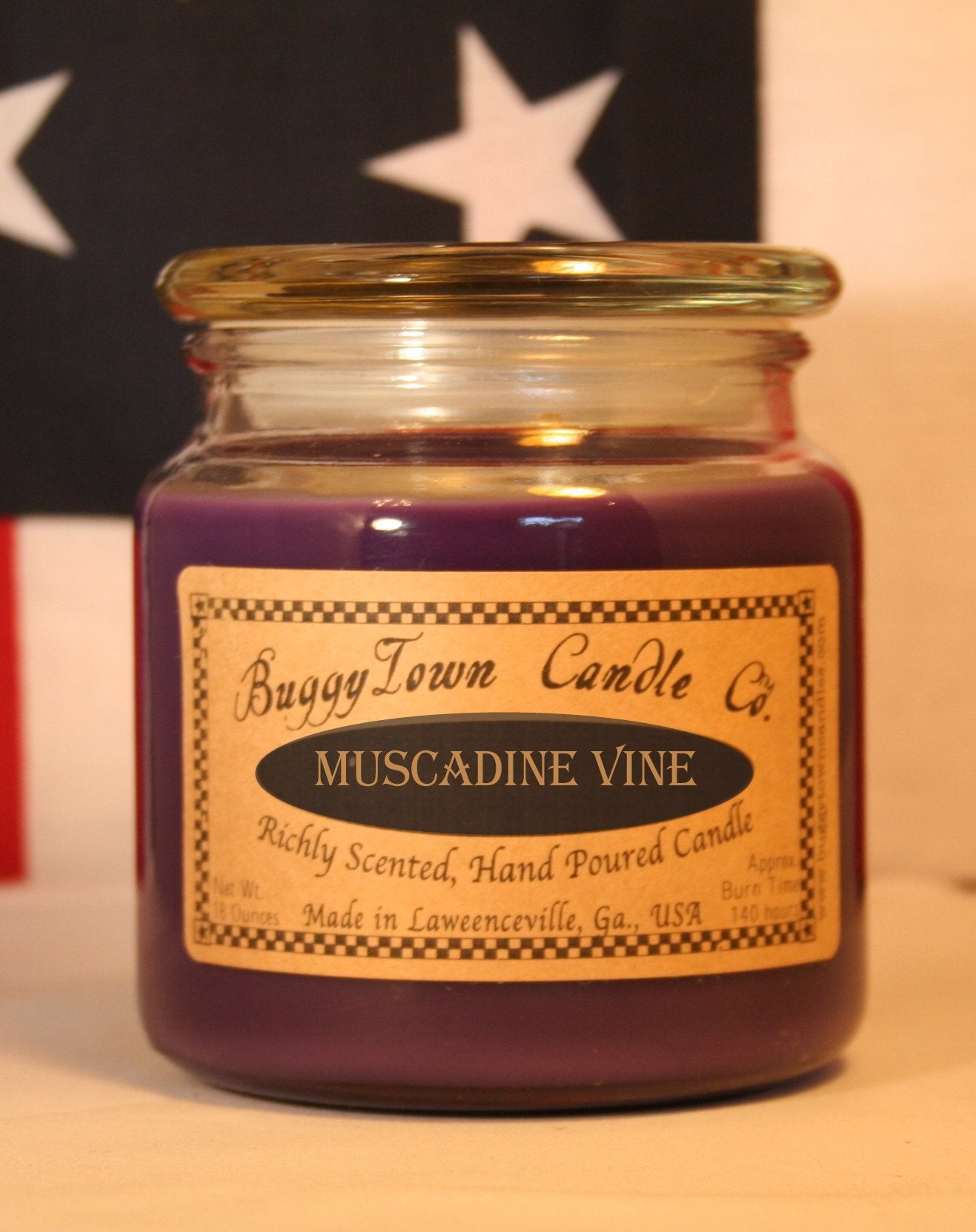 Muscadine Vine Candles