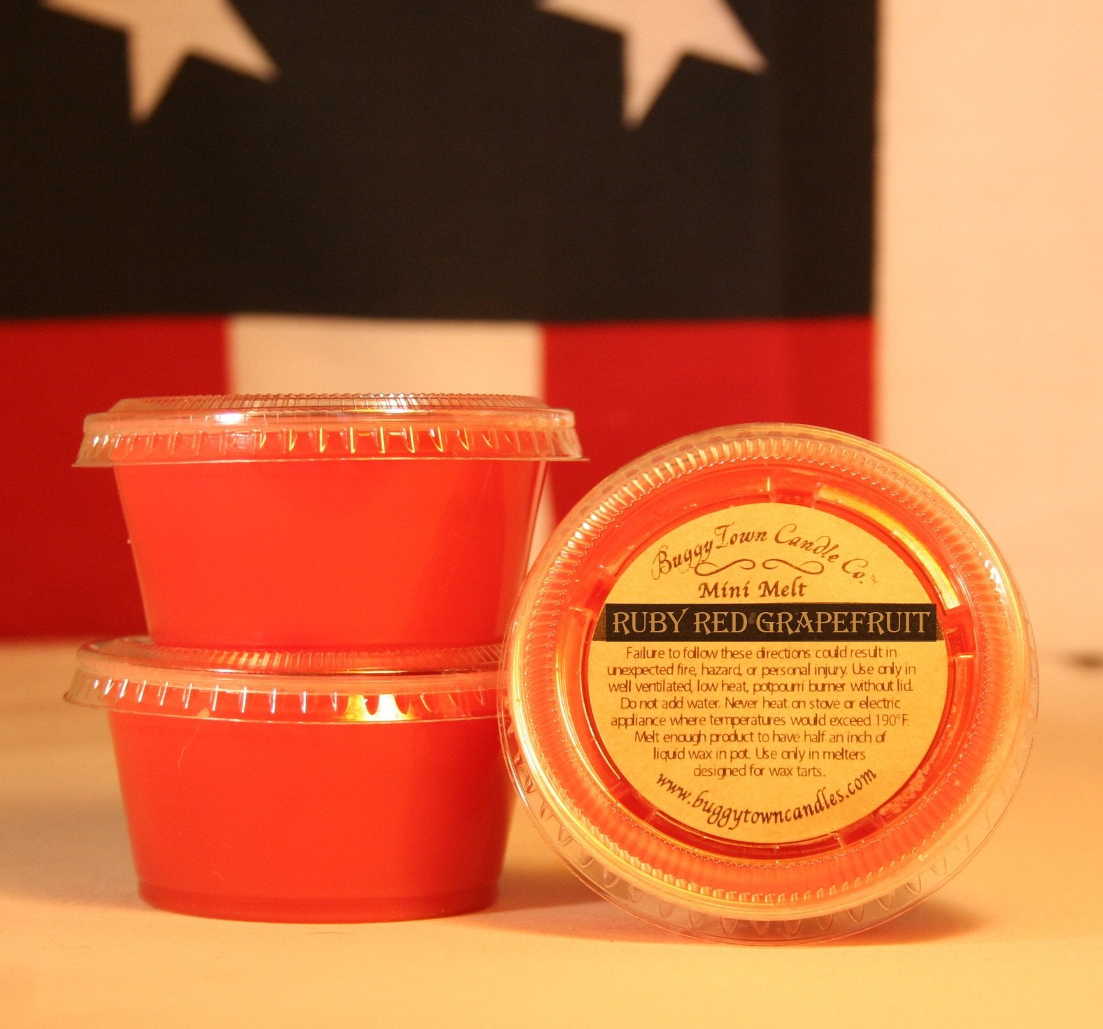 Ruby Red Grapefruit Candles