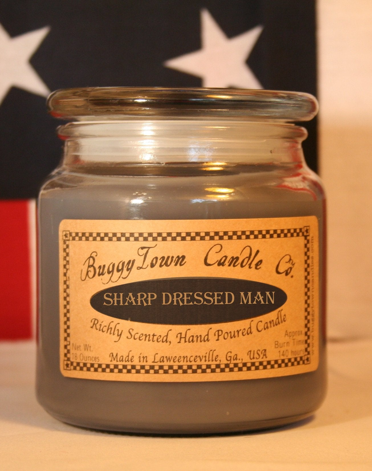 Sharp Dressed Man Candles