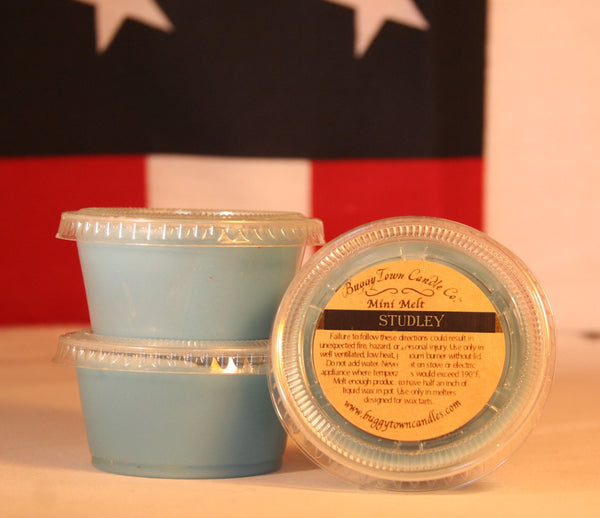 Studley BarberShop Candles