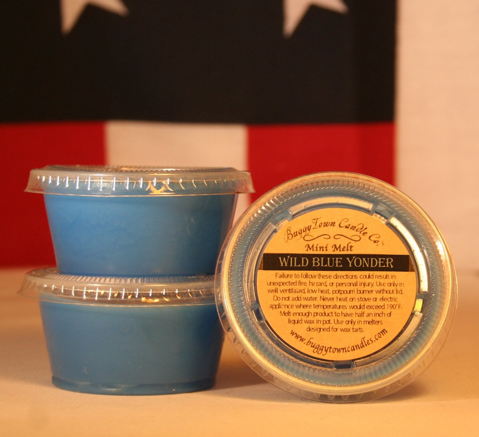 Wild Blue Yonder Candles