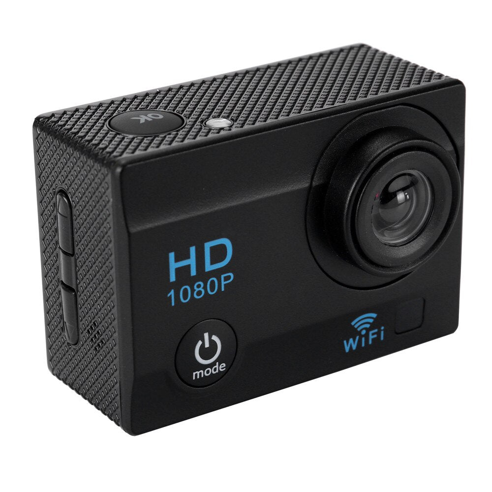 Full HD 1080P Waterproof Sports Action Camera