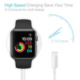 3 in 1 Wireless Charger Quick Charger USB Cable