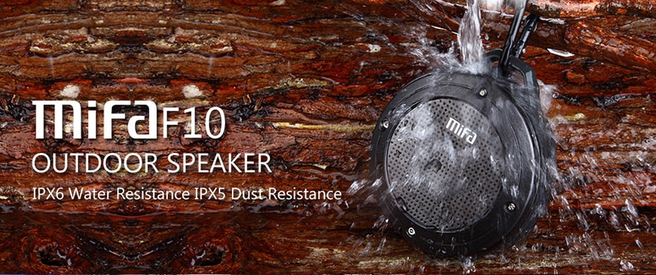 Bluetooth Stereo Portable Speaker