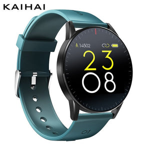 KaiHai smart watches android watch smart smartwatch Heart rate monitor Health tracker stopwatch Music control for iphone phone - The Collextion