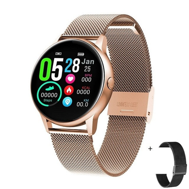 CrystalDisplay Sports Smart Watch