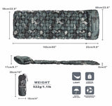 Hitorhike All-season Inflatable Camping Sleeping Mattress