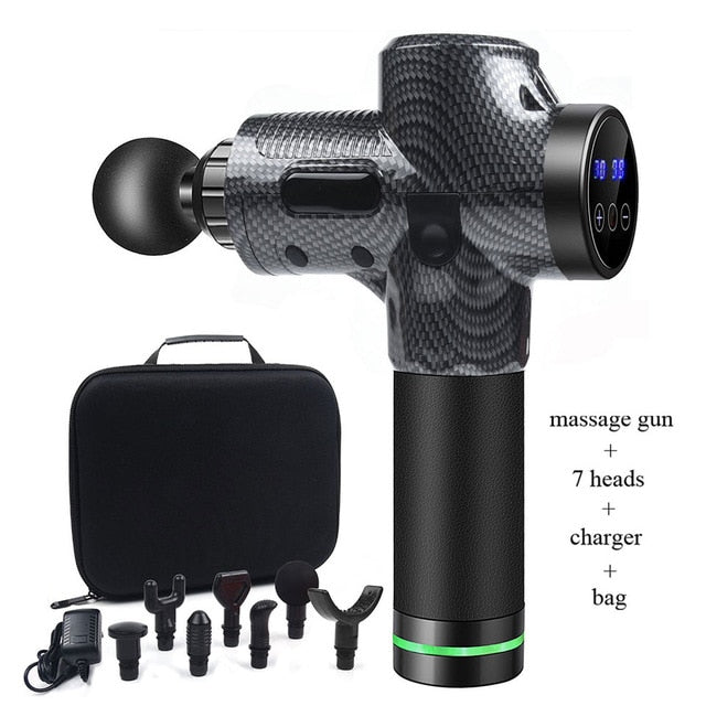 Percussive Deep Tissue Massage Gun