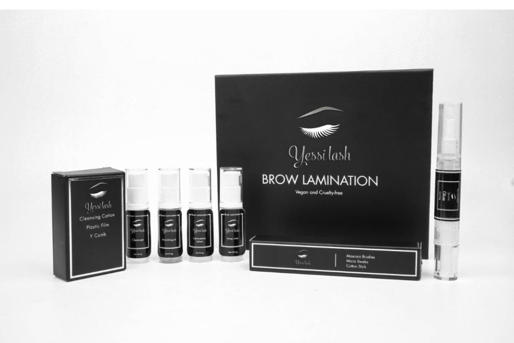 Brow Lamination Kit for Professionals