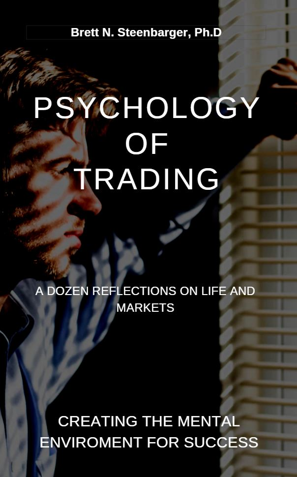 Psychology of Trading By  Dr. Brett Steenbarger