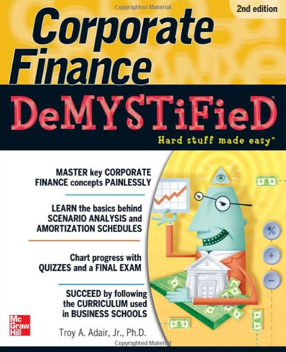 Corporate Finance DeMystified 2nd Edition