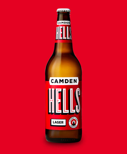 Hells Lager 660ml Bottle