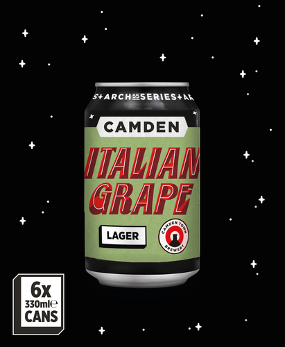 Italian Grape Lager - Pack of 6