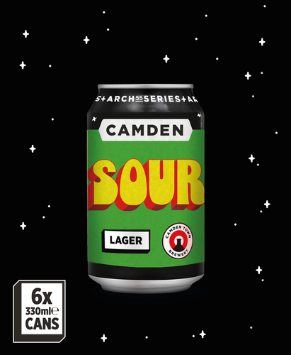 Sour Lager - Pack of 6