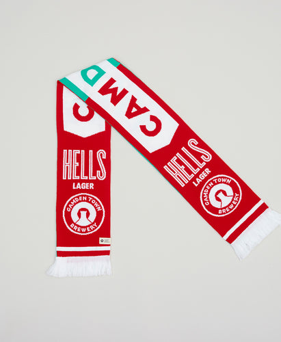 Hells VS Pale Scarf