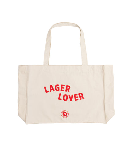 Lager Lover Tote Bag