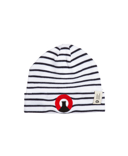 'Luce' Striped Beanie