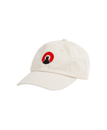 Cream Chino Dad Cap