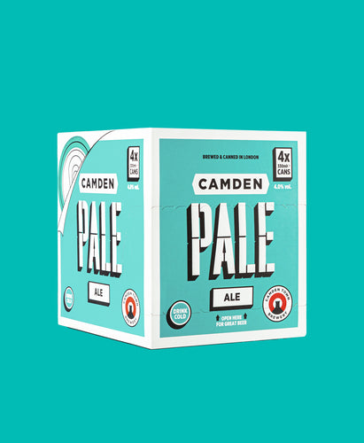 4 Can Pale Ale Fridgepack