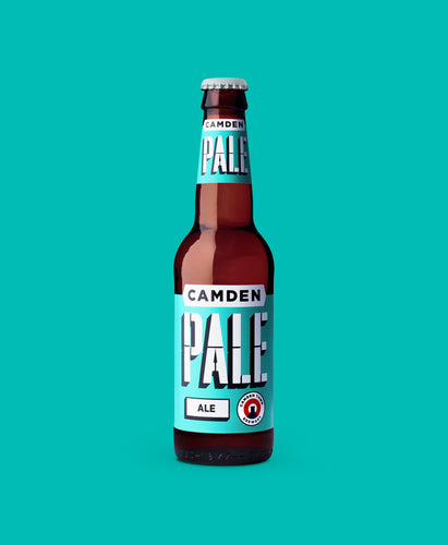 Camden Pale Ale 330ml Bottle