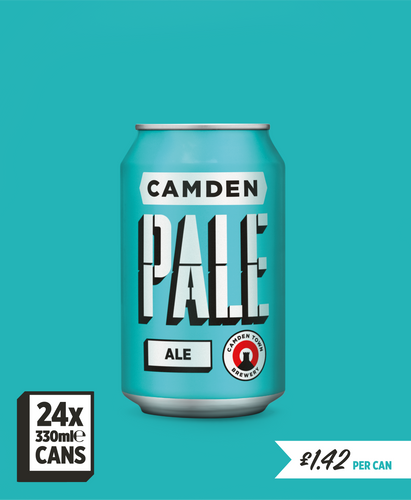 Pale Ale - 24 can pack