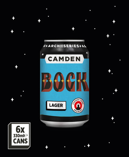 Bock Lager - 6 CAN PACK