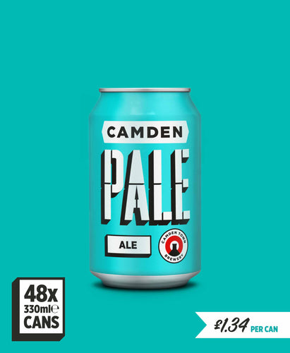 Pale Ale -48 can pack