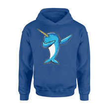 Load image into Gallery viewer, Narwhal Dab Dabbing Dance - Standard Hoodie