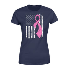 Load image into Gallery viewer, Breast Cancer Awareness - Standard Women's T-shirt