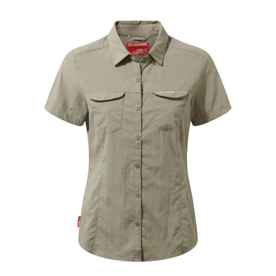 Craghoppers NosiLife Adventure II Short-Sleeved Shirt