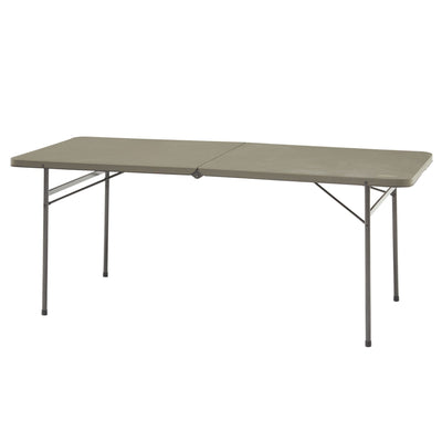 Coleman 6FT Fold in half table