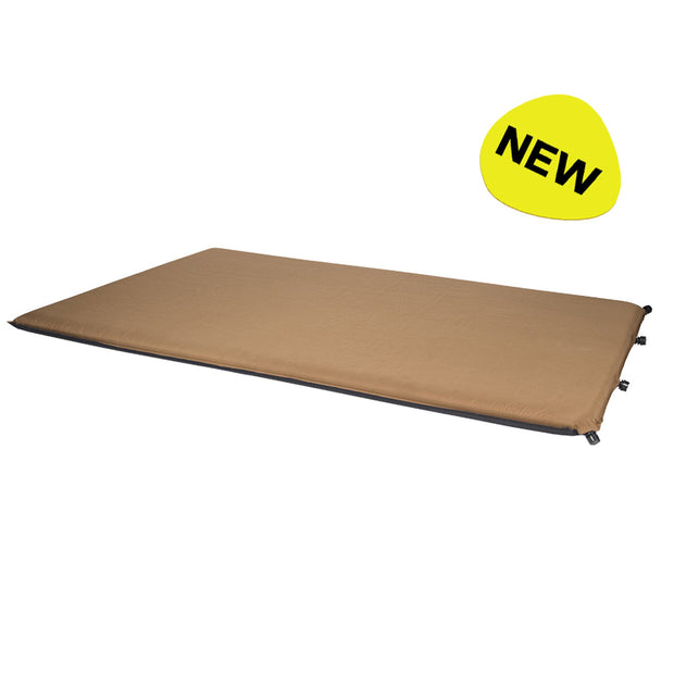 Deluxe Off Road Mat Double, 8cm