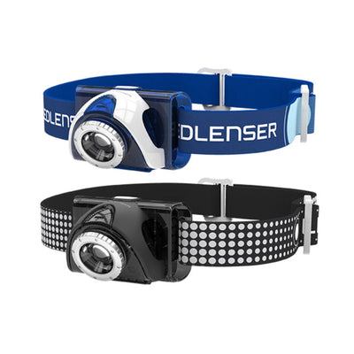 Ledlenser SEO7R 220Lumen Rechargeable Headlamp